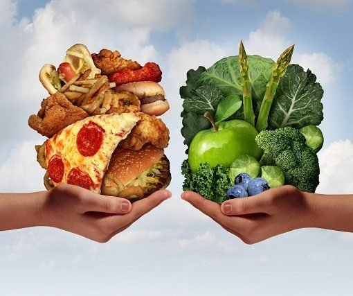 healthy diet - stop overeating