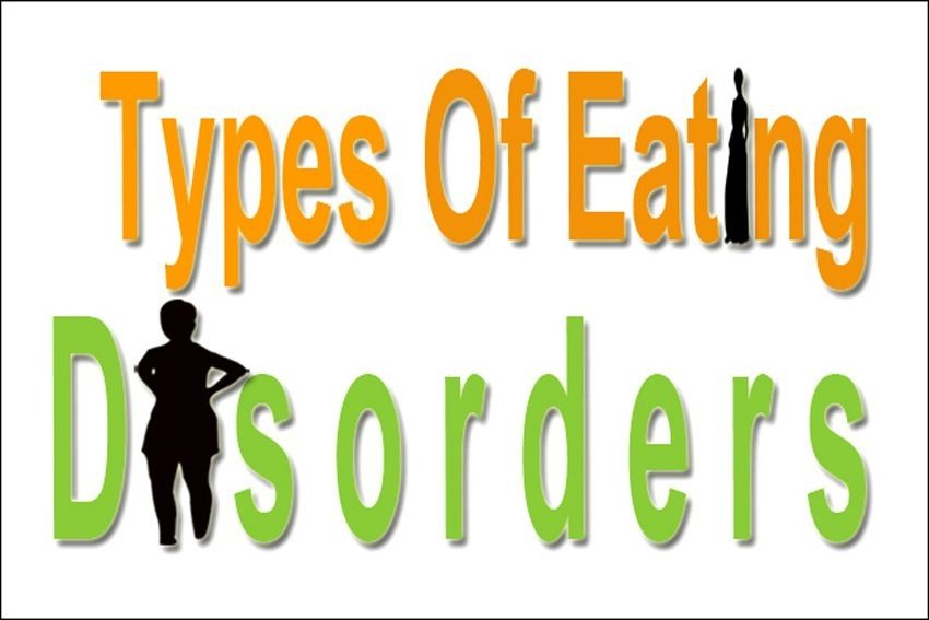 3 Main Types of Eating Disorder